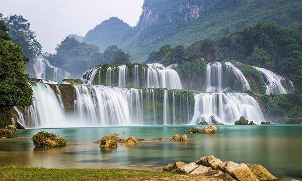 Tour du lịch Bắc Sơn, Thác Bản Giốc, Hồ Ba Bể 3 ngày