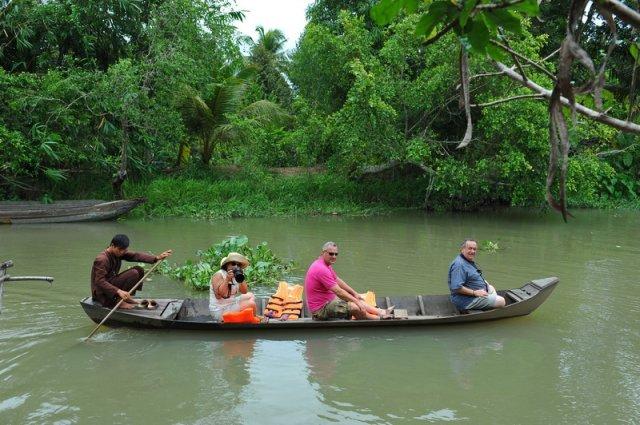 Tour du lịch Tiền Giang, Bến tre, Cần Thơ, chợ nổi Cái Răng 2 ngày